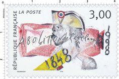 ⌛️ 27 avril 1848 : abolition de l'esclavage en France.