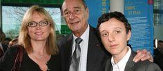 Claude, son pére et son fils Martin