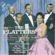 """The Platters, """"Only You""""....<3"""