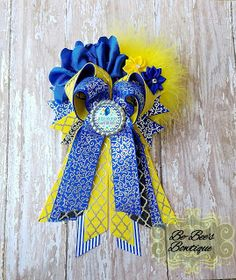 Gypsy Spoonful Marketplace: GypsySpoonful Dory Inspired Hair Bow