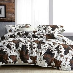 Twin Xl Bedding, Queen Bedding Sets, Dorm Bedding, College Comforter, Western Bedroom Decor, Western Rooms, Western Bedding Sets, Western Décor, Western Style