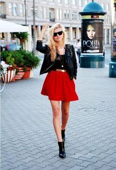 Look glam rock pra vocês ;3