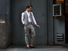 On the Street…West 13th St., New York « The Sartorialist