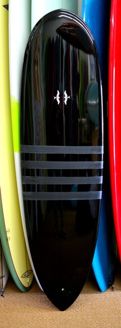 HPD - Surfboards by Donald Takayama - Your wax won't stay on this for long on a hot day!
