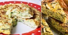 Tortilla+de+calabacín+¡sin+huevo!