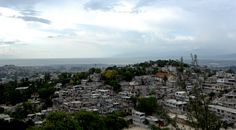 Port-au-Prince from a hill