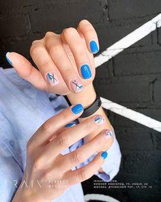 Semi-permanent varnish, false nails, patches: which manicure to choose? - My Nails Nail Manicure, Nail Polish, Gel Nail, Mens Nails, Short Nails Art, Minimalist Nails, Cute Acrylic Nails, Stylish Nails, Trendy Nails 2019