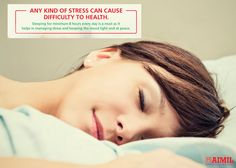 #‎DoYouKnow‬ ? Any kind of ‪#‎stress‬ can cause difficulty to ‪#‎health‬.