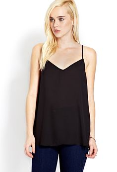 Sleek Camisole | FOREVER21 - 2000073512