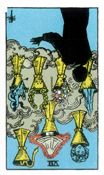 Seven of Cups - Reversed Seven Of Cups, Spiritual Guidance, Thought Provoking, Tarot, Disney Characters, Fictional Characters, This Or That Questions, Suit, Tarot Cards