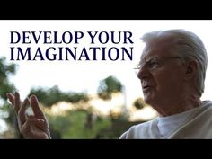 It's hard to talk about the imagination without also discussing creativity. After all, the imagination is the greatest creative faculty we possess.  Yet most people claim they're not creative. If you think or say that, stop it! You ARE a creative being. Watch the video now on how to Develop Your Imagination | #bobproctor #imagination