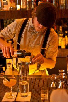 server/bartender attire