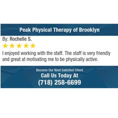 I enjoyed working with the staff. The staff is very friendly and great at motivating me to...