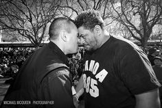 Hongi by Michael McQueen, via Flickr #streetphotography