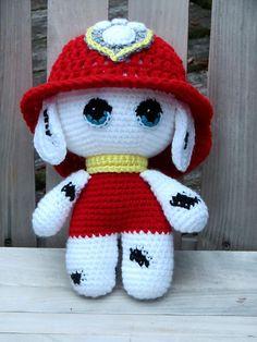 Elmo Doll Knitting Pattern : CROCHET - BIG HEAD DOLL - BABYDOLL YO-YO - Elmo Big Head ...