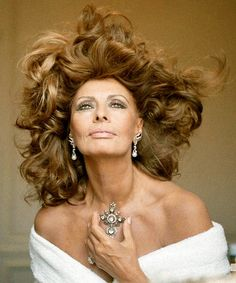 """""""There is a Fountain of Youth: It is your mind, your talents, the creativity you bring to your life and the lives of the people you love. When you learn to tap this source, you will truly have defeated age."""" -Sophia Loren"""