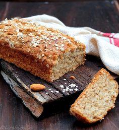 Bread | Eggless Oats - Food Photography