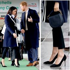 Meghan Markle and Manolo Blahnik: The shoe designer calls Prince Harry's fiancée a 21st century style icon