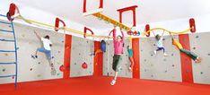Image result for indoor monkey bars