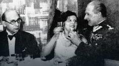 Antoni Slonimski, Zofia Pogorzelska i Boleslaw Wieniawa-Dlugoszowski
