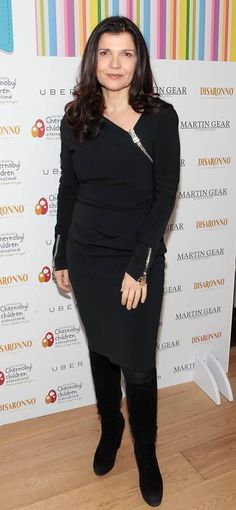 Ali Hewson at Liz O Donnell's annual fundraising lunch for Adi Roche's Chernobyl Children International at Fire Restaurant ,Dublin Picture: Brian McEvoy http://www.independent.ie/entertainment/music/ali-hewson-reveals-bono-is-set-for-stage-return-in-may-31065617.html