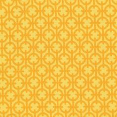 Paula Prass cufflink in yellow - would make a great upholstery fabric.