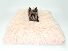 Himalayan Yak Bed by Hello Doggie