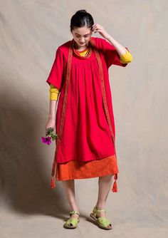Easily combinable garments – Gudrun Sjödén
