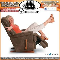 Cash in on our fantastic La-Z-Boy Recliner deals today! We have a variety of genuine leather and material covered recliners with an option of a wooden or. La Z Boy, Recliners, Chrome Finish, Lounge, How To Apply, It Is Finished, Link, Cover, Leather
