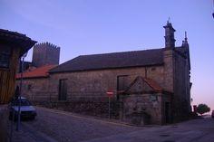 Capela da Misericórdia e Torre de Menagem do Castelo de Montalegre, 2009