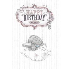 Happy Birthday to you - Tatty Teddy
