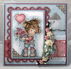 Amy Whimsy Stamps / adorable digi stamps