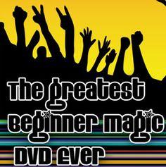 Free Sample of The Beginner Magic DVD