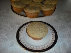 Oatmeal Muffins  http://recipemarketing.blogspot.com/2013/03/oatmeal-muffins.html  #Muffins #Oatmeal #Oats #Baking #Recipes