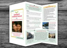 Year In Review  Newsletter Template In Pdf For Print