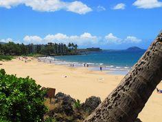 Charley Young Beach in Maui, Hawaii.