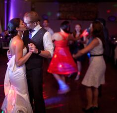 True love, best friends and great music equals moments like this... Paradox Productions   Portland, Oregon   Wedding DJ   Voted Best DJ