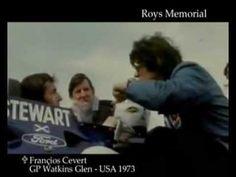 Francois Cevert fatal crash - United States Grand Prix Qualifications (0...