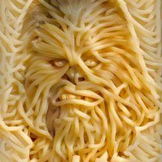 Wookie pasta