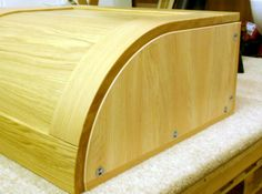 Solid oak curve