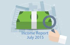 Personal Income Report July 2015