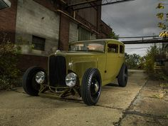 Other Makes : 1932 Ford Sedan Tudor in Other Makes | eBay Motors