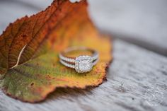 Fall Engagement Session, Engagement Ring