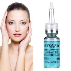 New Women's 20ml Hyaluronic Acid Liquid Skin Care Makeup Essence Pucomary Hyaluronic Acid  H7JP #Affiliate