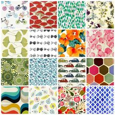 patterns, patterns and even more patterns