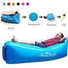 Monobeach Air Lounger Sofa for Outdoor and Indoor with Carry Bag