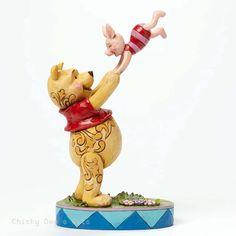 Jim Shore Disney Pooh and Piglet 4045251  Winnie The Pooh NIB