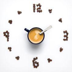 Coffee o' clock!