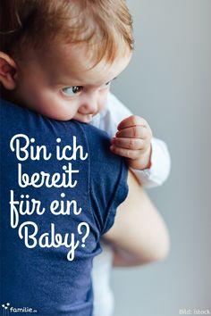 Nicht ganz sicher, ob der richtige Zeitpunkt für ein Baby da ist? Dann teste es...