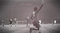 Best 1968 Wembley v Benfica